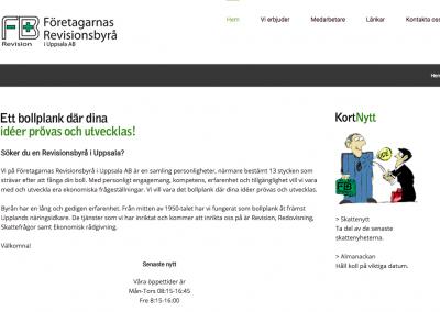 FB Revision i Uppsala