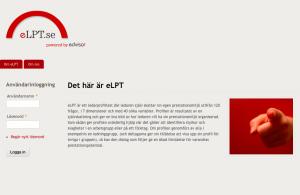 Portfolio eLPT